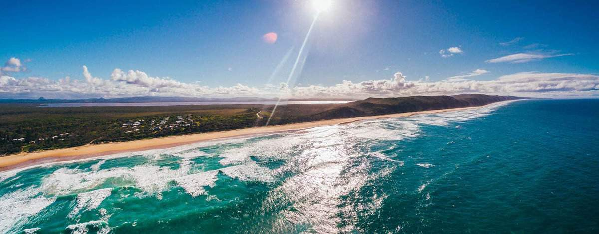 drone pictures with Teewah Noosa North Shore on Norfolk Landscapes also Yard Cleanups additionally 21470840220 moreover Wembley stadium together with Cssslider.